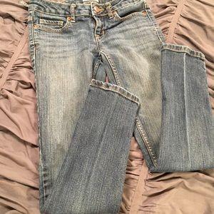 Aeropostale Denim Skinny Jeans!